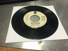 "Dexter Wansel One Milliom Miles from the Ground 7"" vinyl promo 45 RPM"