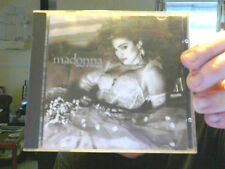 LIKE A VIRGIN CD ALBUM MADONNA GREAT XMAS GIFT! FREE UK POSTAGE