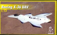 Unicraft Models 1/72 BOEING X-36 UAV American Unmanned Aerial Vehicle