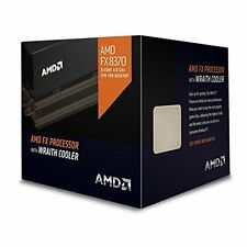 Amd Fx-8370 Octa-core [8 Core] 4 Ghz Processor - Socket Am3+ - 1 - 8 Mb - 8 Mb