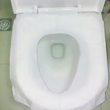 Paper Toilet Seat Covers Hygienic Protective Barrier Disposable EW