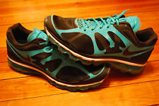 Men's Nike Air Max + 2012 New Green / Black Running Sneakers (11) 487982-004