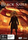 Black Sails : Season 3 (DVD, 2016, 4-Disc Set) Brand New Sealed Region 4