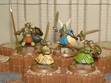 Tarn Viking Warriors - Heroscape- Rise of the Valkyrie - Free Shipping Available