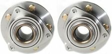 Hub Bearing Assembly for 2003 Chrysler 300M Fit ALL TYPES Wheel-Front Set