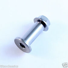 RGV250SP VJ23 TITANIUM brake lever pin + nut