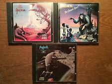 Magnum [3 CD Alben] Eleventh Hour (Jet Records)+ II (FM)+ Chase the Dragon (JET)