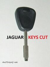 JAGUAR TIBBE CAR KEY CUT TO CODE - PHOTO  XJS - XJR - XJ12 - XJ6 - NOT A BLANK