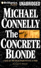 Michael Connelly CONCRETE BLONDE Unabridged 12 CDs 13 Hours *NEW* FAST Ship!