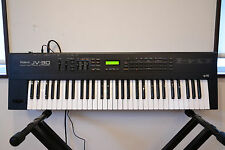 Roland JV-30 16 Part Multitimbral Synthesizer w/ power supply sc-55