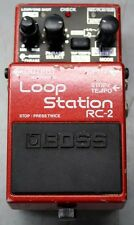 *****Boss Loop Station RC-2 Guitar Effect Pedal L@@K*****