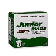 Junior Mints Mint Hot Cocoa Keurig K-Cups - 18 Count Pack   $DAILY DEALS$