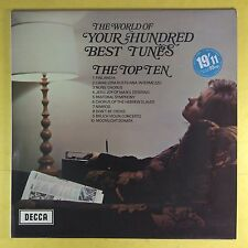 The World Of Your Hundred Best Tunes - The Top Ten - Decca SPA-112 Ex+ Condition