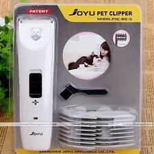 Low-noise Electric Pet Dog Cat Hair Trimmer Shaver Razor Grooming Clippers Tools