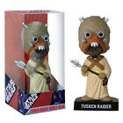 Star Wars - Tusken Raider Wacky Wobbler Bobble Head Figure NEW Funko
