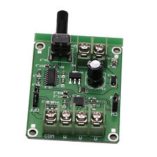 DC Brushless Driver Board Controller 5V-12V For Hard Drive Motor 3/4 Wire New