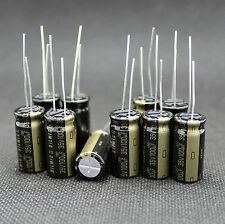 10PCS Japan ELNA 100UF/35V  SILMIC II Series High-END HIFI Audio Capacitor CAP