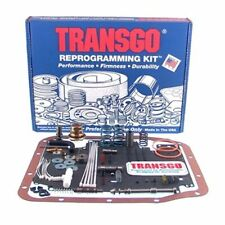 Ford AODE Full Manual Transmission TransGo shift kit stage 3 AODE 4R70W Mustang