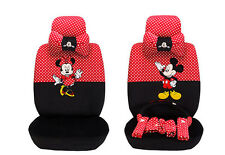 18pcs new 1 set women lovely Mickey Mouse car seat cover plush seat car-covers