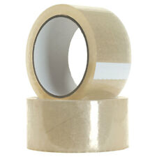 Packing Clear Sticky Tape Roll 48mm*50 metre sealing removal postage moving box