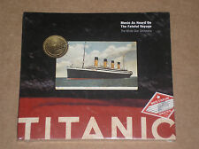TITANIC: MUSIC AS HEARD ON THE FATEFUL VOYAGE - CD SIGILLATO (SEALED)