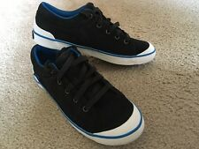 Teva Women's Black Blue Sneakers Size 7.5