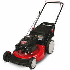 "Troy-Bilt 159cc Gas 21"" TriAction 3-in-1 Push Mower(CARB) 11A-B22J766 NEW"
