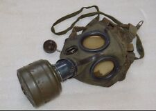 WW2 German Gasmaske M30 -RADIO OPERATOR-model RARE!!!