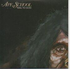 (612C) Ape School, Wail to God - DJ CD