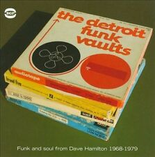 The Detroit Funk Vaults: Funk and Soul from Dave Hamilton 1968-1979 by...