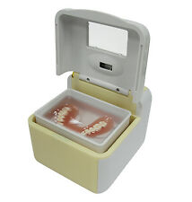 DTMCare Denture Cleaner. For Denture,Toothbrush,Mouthguard,Retainer,jewelry
