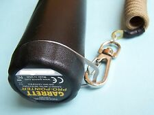 SECURITY RING FOR YOUR GARRETT PRO POINTER STAINLESS STEEL - AGAINST LOSS