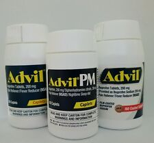 Lot of 3 Advil 420 ea total ( See description for more details)