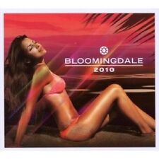 BLOOMINGDALE 2010 2 CD MIT YOLANDA BE COOL & DCUP NEU