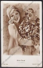 BILLIE DOVE 12a Lillian Bohny ATTRICE ACTRESS CINEMA MOVIE STAR Cartolina FOTOGR