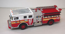 Code 3 - New York Fire Department - Seagrave Pumper Truck #42 - Scale 1:64