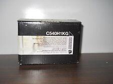HY Toner Cartridge for Lexmark C540 C540N C543 C543DN C544 Black  C540H1KG