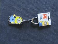 Despicable Me key chain Enamel Key Chain Keyring 2 pack