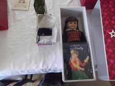 AMERICAN GIRL DOLL MOLLY RETIRED NIB W/ ACCESSORIES HAT PURSE NECKLACE BOOK