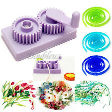 Paper Quilling Crimper Machine Crimping Wave Papercraft Quilled Tool DIY Art
