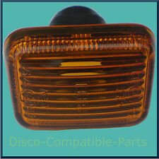 Land Rover Discovery 1 Front Side Light Repeater Lens OEM (Genuine)