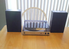 Realistic Clarinette 23 Self Amplified Turn Table w/speakers 13-1124 ~ VIDEO