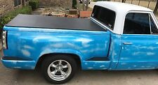 1988-98 Chevy Sportside Short Bed Hatch Style Tonneau Cover by Craftec Covers