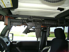 Jeep Overhead Gun Rack - The Perfect Rack for Jeep Wrangler JK