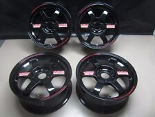 JDM 16x7+42 Genuine RAYS Volk TE37 Forged Wheels Rims CTR EK9 DC2 ITR 5x114.3