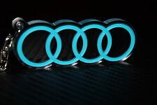 Audi Ringe Schlüsselanhänger  Anhänger a3 a4 a5 V6 TDI 2.5