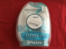 *NEW* Wii Psyclone Charge Station with 2 Batteries, Works with Wii Motion Plus