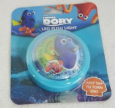 Disney Pixar Finding Dory LED Push Light NEW Sealed