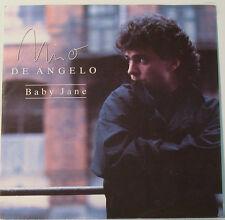 """Nino de Angelo-BABY JANE-dans le pays des loups-signifiant [f162] 7"""" singles"""