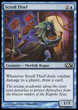 MTG SCROLL THIEF FOIL - LADRO DI PERGAMENE - M13 - MAGIC